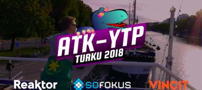 ATK-YTP 2018: Alustavat tiedot tapahtumasta