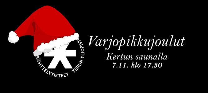 Asteriskin Varjopikkujoulut 7.11.