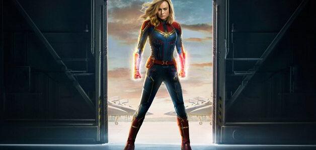 Muistutus: Asteriski & Digit goes movies – Captain Marvel!