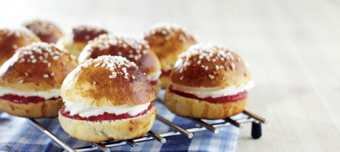 niceKerholla on tänään laskiaispullien leivontailtama Nukkumassa, tervetuloa!