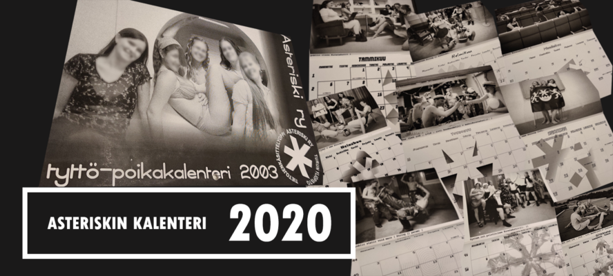 Asteriskin kalenteri 2020