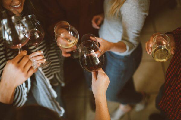 Viini-iltama by Asteriski & TYK
